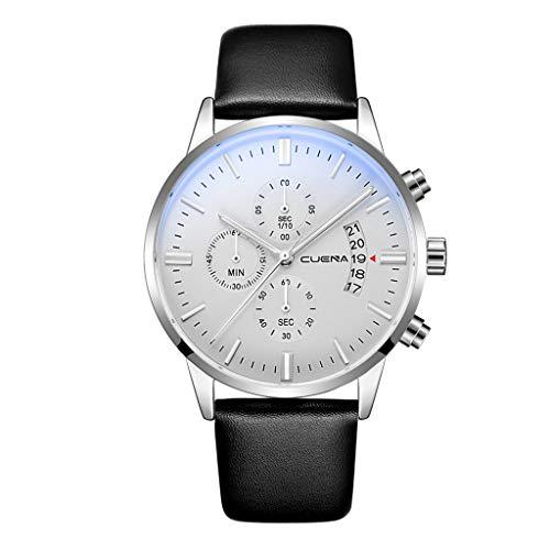 Armbanduhren männer Herrenuhr mit Datum Funktion Herren uhren Quarzuhr Edelstahl Zifferblatt Bracele Uhr Armbanduhr Uhren Armbanduhren Herrenarmbanduh M 4012