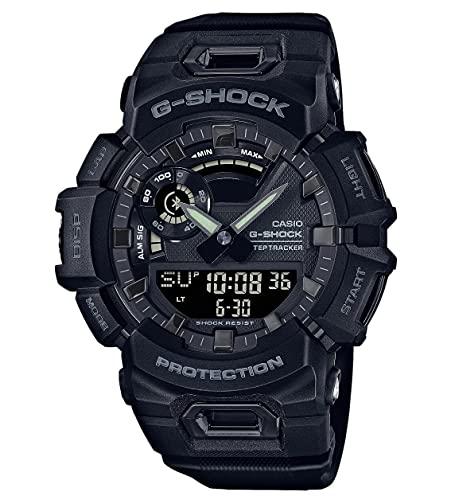 CASIO Herren. Analog Digital Quartz Uhr mit Kunststoff Armband GBA-900-1AER