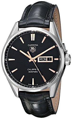 TAG HEUER Carrera Herren-Armbanduhr 41MM AUTOMATIK WAR201C.FC6266