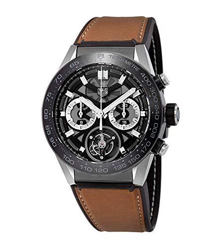 Tag Heuer Carrera Chronograph Automatik Herrenuhr CAR5A8Y.FT6072