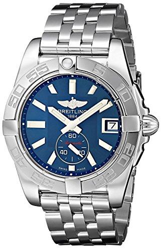 Breitling Damen Analog Automatik Uhr mit Edelstahl Armband A3733012/C824/376A
